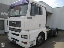 MAN TGA tractor unit used