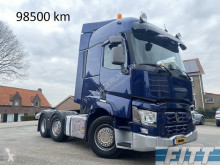 Cabeza tractora Renault T 460 SC T 460 SC - stuur/liftas - 98500 KM !!!! usada