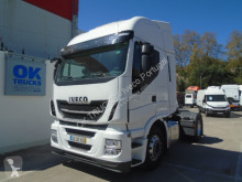 Cap tractor Iveco Stralis AS440S46T/P Euro6 Intarder Klima Navi ZV second-hand