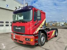 Cabeza tractora MAN F2000 19.464 Kipphydraulik /Euro 2 /Manualgear