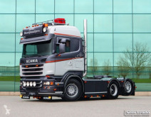 Ťahač Scania R500 NEW CONDITION SHOWTRUCK ojazdený