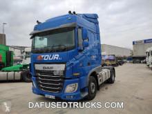 Cabeza tractora DAF XF 460 productos peligrosos / ADR usada