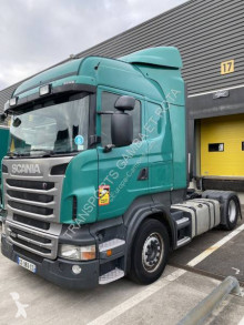 Scania R 124R420 tractor unit used