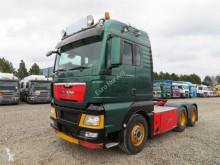 Cabeza tractora MAN TGX 26.540 6x4 Hydr. Euro 5 usada