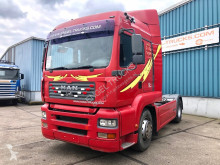 Tracteur MAN TGA 18.430FLT LX (MANUAL GEARBOX / ZF-INTARDER / / HYDRAULIC KIT / AIRCONDITIONING) occasion