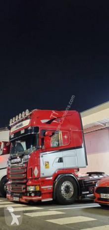 Nyergesvontató Scania R 560 használt