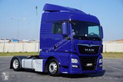 Cabeza tractora MAN TGX / 18.460 / E 6 / ACC / XLX / MEGA / RETARDER usada
