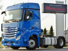Cap tractor Mercedes ACTROS 1848/KIPPER HYDRAULIC SYSTEM/ALU/EURO 6 second-hand