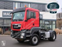 Cabeza tractora MAN TGS 18.480 4X4H BLS / Kipphydraulik / Navi