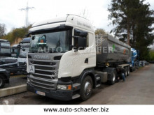 Scania tractor unit R 450/ MEILLER STAHL 26 m3