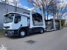 Camion remorque porte voitures Renault Premium