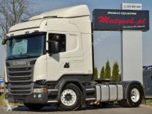 Cabeza tractora Scania R 450 /RETARDER/ KIPPER HYDRAULIC/I-COOL/ACC usada
