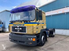 MAN 19.463FLT COMMANDER (EURO 2 / ZF16 MANUAL GEARBOX / AIRCONDITIONING) tractor unit used