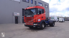 Cabeza tractora Scania 114 - 380 (MANUAL GEARBOX) usada