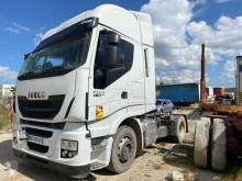Iveco Stralis 480 tractor unit damaged