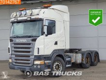 Scania hazardous materials / ADR tractor unit R 580