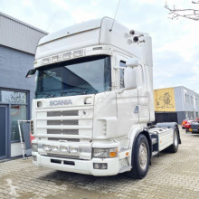 Tracteur Scania R164-480 V8 R164 480 gereserveerd reserviert on reservation LA4X occasion