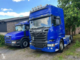 Cap tractor Scania R 520 second-hand