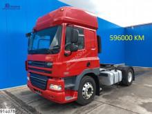 DAF veszélyes termékek/a Veszélyes Áruk Nemzetközi Közúti Szállításáról szóló Európai Megállapodás nyergesvontató CF 410