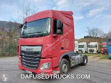 DAF veszélyes termékek/a Veszélyes Áruk Nemzetközi Közúti Szállításáról szóló Európai Megállapodás nyergesvontató XF 460