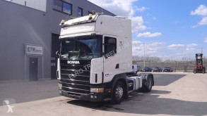 Cabeza tractora Scania 114 - 380 Topline (PERFECT / MANUAL GEARBOX) usada