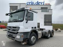 Tracteur Mercedes 2648 6x4 Sattelzugmaschine Retarder Kipphydrauli occasion