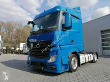Влекач Mercedes Actros Actros 18-45 Stream Space- RETARDER- ACC- EURO 5 извънгабаритен товар втора употреба