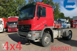 Mercedes Actros ACTROS 2051A - 4 x 4 tractor unit used exceptional transport