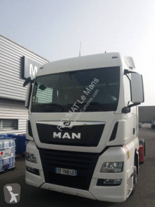 MAN low bed tractor unit TGX 18.460 XLX