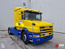 Cap tractor Scania Torpedo second-hand