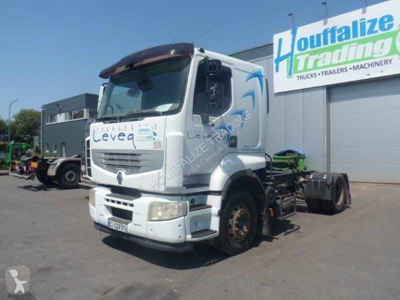 Voir les photos Tracteur Renault Premium 440