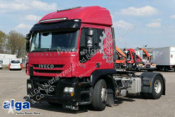 Tracteur Iveco AD440S42T/P, Euro 5, Hydraulik, Klima, Tempomat occasion
