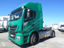 Cabeza tractora Iveco Stralis AS440S46T/P Euro6 Intarder Klima ZV usada