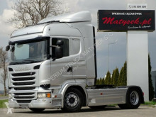 Cabeza tractora Scania R 490 / LOW DECK / EURO 6 / RETARDER / MEGA /