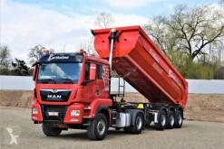 Tracteur MAN TGS 18.480 Sattelzugmaschine 4x4+Anhänger/Kipper