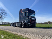 Cap tractor Scania R second-hand