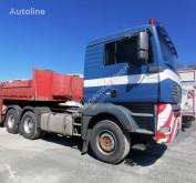 Cabeza tractora MAN TGA TGA 33.430 6x4 BLS Sattelzugmaschine §70 StVZO §29 Abs. 3 StVO