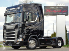 Ciągnik siodłowy Scania S 450/RETARDER/NEW TIRES/NAVI/ACC/I-COOL