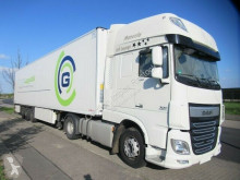 Cap tractor DAF XF XF 460 SSC, Doppeltank, ZF Intarder second-hand