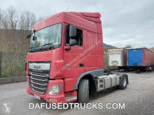 Ciągnik siodłowy produkty niebezpieczne / adr DAF XF 460