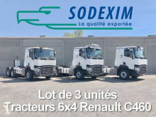 Tracteur Renault C-Series 460 occasion