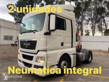 Tracteur MAN TGX 18.440 2 UNITS occasion