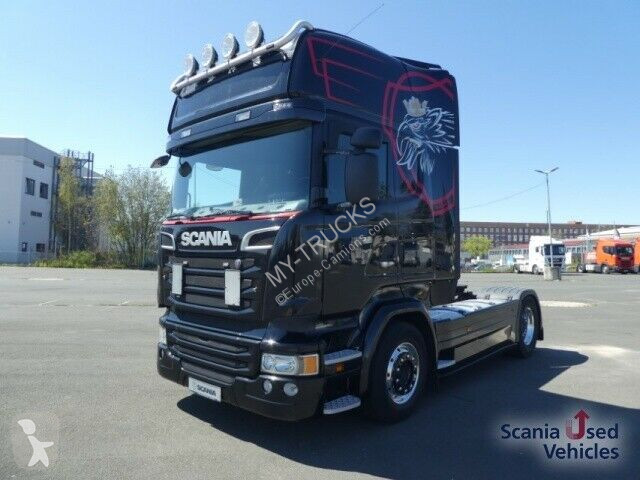 View images Scania R 490 tractor unit