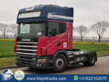 Cap tractor Scania R124 second-hand