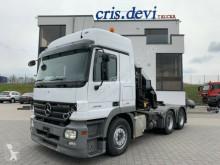 Tracteur Mercedes 2648 6x4 Hiab 422 E-7 XS occasion