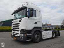 Tracteur Scania Highline Nordic edition full air R490 6x2 occasion