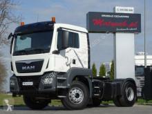 Ciągnik siodłowy MAN TGS 18.440 / LOW CAB / RETARDER/KIPPER HYDRAULIC