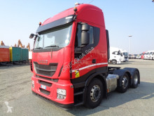 Cap tractor Iveco Stralis AS 440S50TX 6X2 second-hand