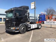Çekici Scania 114.380 Steel/Air - Manual - CR19 - Mech pump
