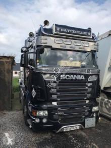 Cabeza tractora Scania R 730 usada